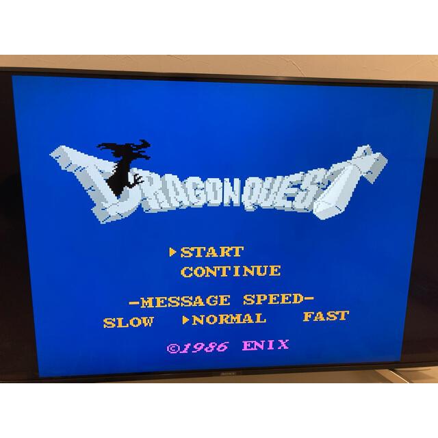 ファミリーコンピュータ(ファミリーコンピュータ)のファミコンソフト  F1レース 五人の龍戦士 飛龍の拳Ⅲ ドラゴンクエスト エンタメ/ホビーのゲームソフト/ゲーム機本体(家庭用ゲームソフト)の商品写真