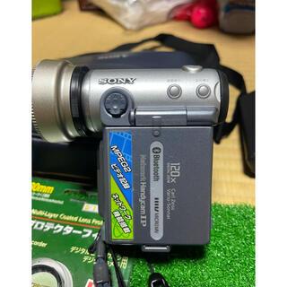 SONY - SONY ソニー DCR-IP7 マイクロDV ビデオカメラ カールツァイス