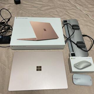 マイクロソフト(Microsoft)の【美品】surface laptop3 サーフェス ラップトップ13インチ(ノートPC)