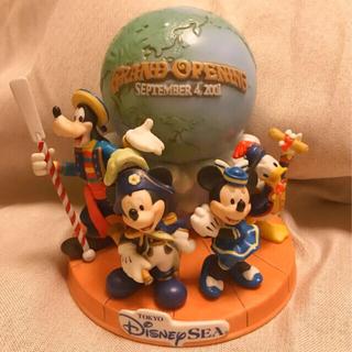 Disney - TDS☆グランドオープン 陶器フィギュアリン