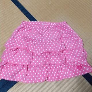 ミキハウス(mikihouse)のMIKI HOUSE ミキハウス スカート 130(スカート)
