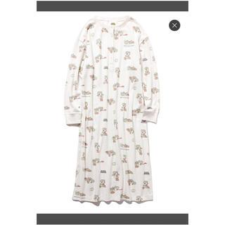 ジェラートピケ(gelato pique)のgelato pique  ヨッシー柄ドレス shop袋付き(ロングワンピース/マキシワンピース)