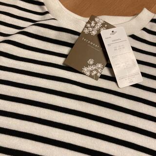 しまむら - 新品 terawear emu ボーダーTシャツ
