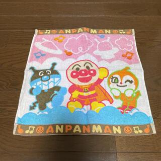 アンパンマン(アンパンマン)のアンパンマン ハンドタオル(タオル)