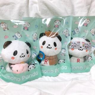 Rakuten - お買い物パンダ ぬいぐるみ 3個セット