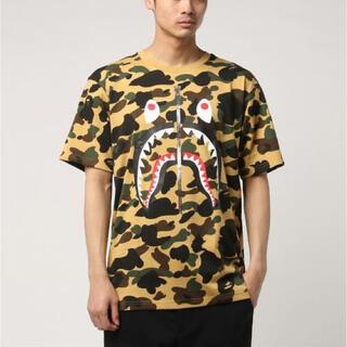 アベイシングエイプ(A BATHING APE)の新品、アベイシングエイプ 、Tシャツ(Tシャツ/カットソー(半袖/袖なし))