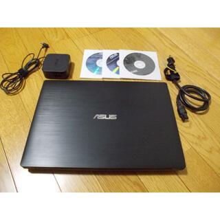 エイスース(ASUS)のASUS PRO P2420L Windows10 used(ノートPC)