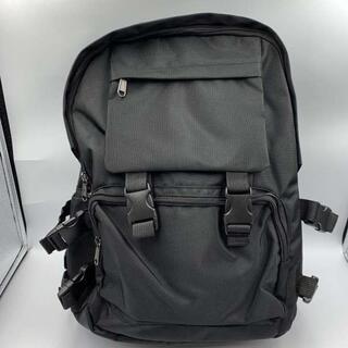 新品♡ 大人気 多機能 韓国 リュック ブラック ポケット多数 黒 大容量