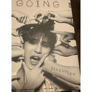SEVENTEEN - セブンティーン 写真集 ゴーイングマガジン