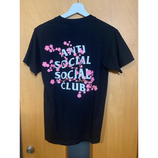 アンチ(ANTI)のanti social social club Tシャツ(Tシャツ/カットソー(半袖/袖なし))