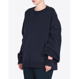 【Maison Margiela】Oversize Slits Sweater