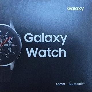 ギャラクシー(Galaxy)のGalaxyWatch46mm(シルバー)(腕時計(デジタル))