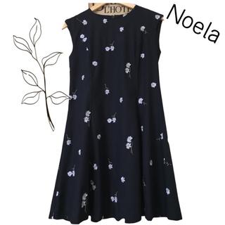 Noela - Noela 刺繍ワンピース