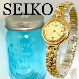グランドセイコー(Grand Seiko)の214 SEIKO セイコー時計 レディース腕時計 ゴールド アンティーク 希少(腕時計)