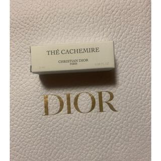 ディオール(Dior)のディオールオードゥパルファン テカシミア2ml(その他)