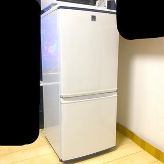 SHARP - 【送料設置無料】SHARP 137L 一人暮らし 冷蔵庫