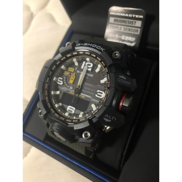 G-SHOCK(ジーショック)の新品 CASIO G-SHOCK 腕時計 MASTER OF G メンズの時計(腕時計(アナログ))の商品写真