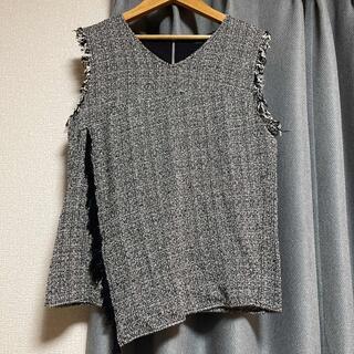 ローズバッド(ROSE BUD)のROSE BUD トップス(カットソー(半袖/袖なし))