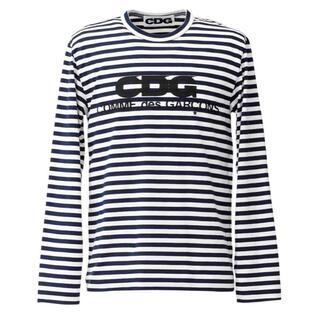 コムデギャルソン(COMME des GARCONS)のCOMME des GARÇONS 長袖Tシャツ(Tシャツ/カットソー(七分/長袖))