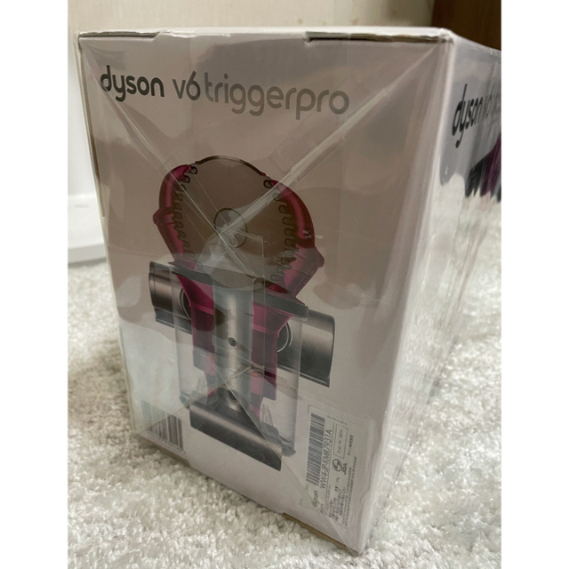 Dyson V6triggerPro ダイソン掃除機 スマホ/家電/カメラの生活家電(掃除機)の商品写真