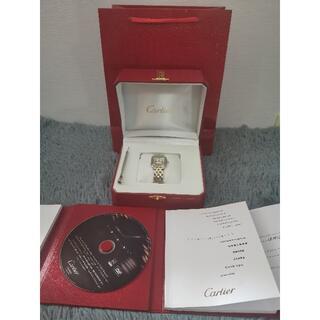 Cartier - カルティエパンテール男女兼用!2ロウMMデイト