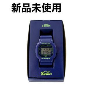 G-SHOCK - 【新品】ヤクルトスワローズ G-SHOCK コラボ 腕時計 ヤクルト つば九郎