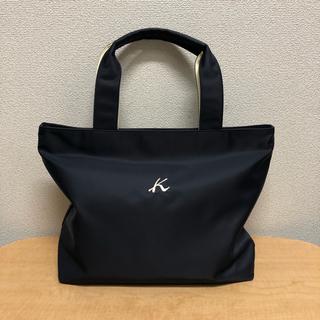 Kitamura - 【新品】 横浜元町 キタムラ 定番トートバッグナイロン製
