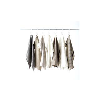ムジルシリョウヒン(MUJI (無印良品))の無印良品 麻クロス いろいろ  4枚(収納/キッチン雑貨)