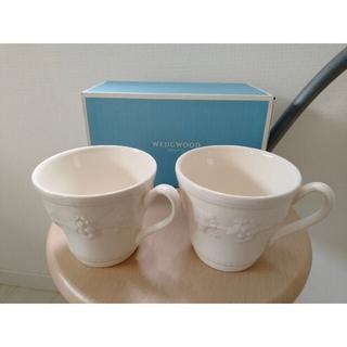ウェッジウッド(WEDGWOOD)の【新品】ウェッジウッド&ディズニーシンデレラマグカップ(グラス/カップ)