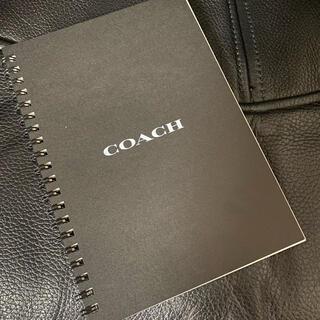 コーチ(COACH)のcoach ノート(ノート/メモ帳/ふせん)