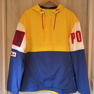 ポロラルフローレン(POLO RALPH LAUREN)のPOLO 93 プルオーバージャケット 1992 レガッタ(ナイロンジャケット)