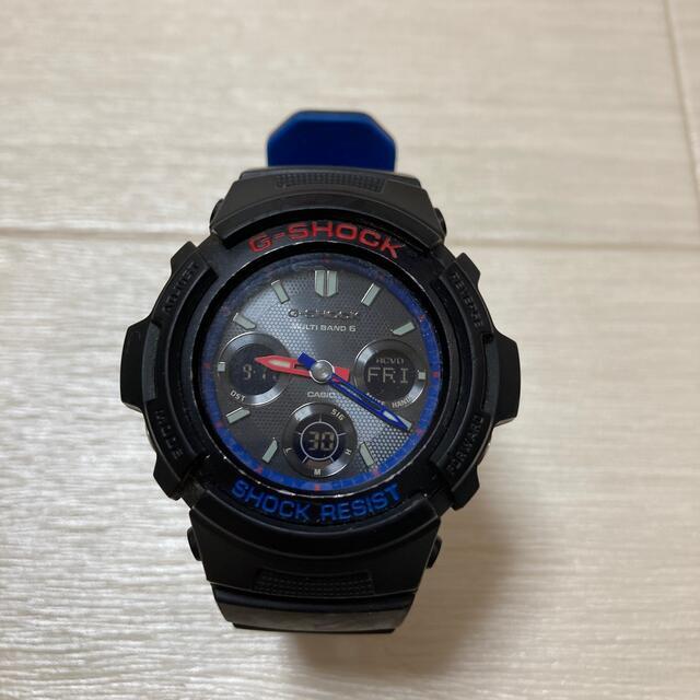 CASIO(カシオ)のCASIO G-SHOCK AWG-M100SLT メンズの時計(腕時計(デジタル))の商品写真
