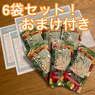 新品・未開封 makana マカナ 妊活サプリ(120粒)×6袋セット