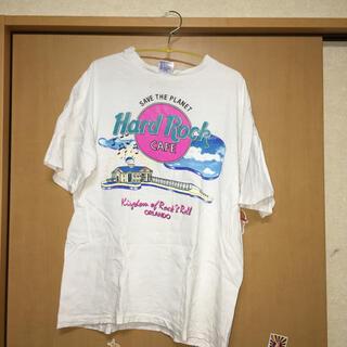 ロックハード(ROCK HARD)のハードロックカフェ Tシャツ(Tシャツ/カットソー(半袖/袖なし))