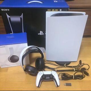 PlayStation - プレイステーション5デジタルエディション PULSE 3D ワイヤレスヘッド