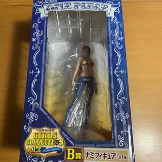 BANDAI - ワンピース 一番くじ ダブルチャンス フィギュア ナミ