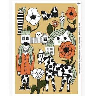 マリメッコ(marimekko)の新品 マリメッコ マリキュラ アートポスター(その他)
