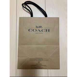 コーチ(COACH)のCOACH ショップ袋(ショップ袋)