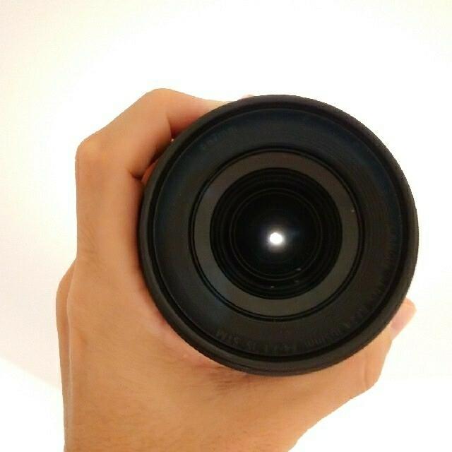 Canon(キヤノン)の【スマイル様専用・新品・未使用】Canon RF24-105mm F4-7.1 スマホ/家電/カメラのカメラ(レンズ(ズーム))の商品写真