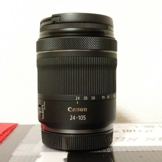 Canon - 【新品・未使用】Canon RF24-105mm F4-7.1 IS STM