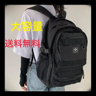 リュック レディース 大容量 黒 メンズ 韓国 通学 おしゃれ ビジネス 通勤