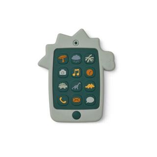 コドモビームス(こども ビームス)のLIEWOOD シリコン おもちゃ スマホ(知育玩具)