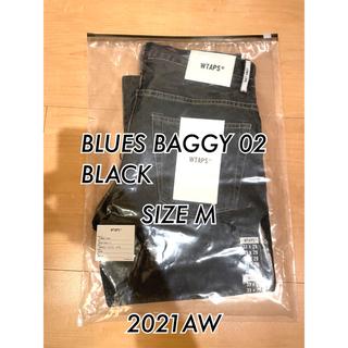 ダブルタップス(W)taps)のWTAPS 21AW EX43 BLUES BAGGY 02 TROUSERS(デニム/ジーンズ)