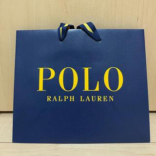 ポロラルフローレン(POLO RALPH LAUREN)のPORO RALPH LAUREN 紙袋(ショップ袋)