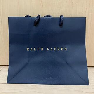 ラルフローレン(Ralph Lauren)のRALPH LAUREN 紙袋(ショップ袋)