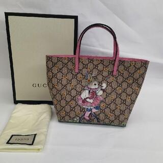 Gucci - 良品  グッチ チルドレン ミニミニ トート ハンドバッグ