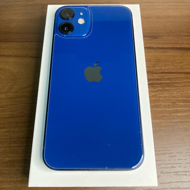 iPhone(アイフォーン)の【美品・補償付き】iPhone12 mini 128GB simフリー スマホ/家電/カメラのスマートフォン/携帯電話(スマートフォン本体)の商品写真