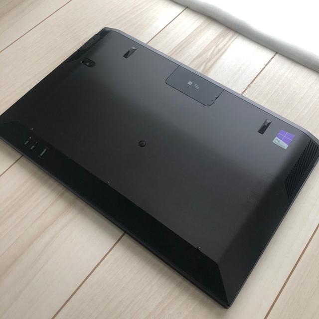 SONY(ソニー)のAIBO コロ様専用Vaio duo13 Core i5-4200U スマホ/家電/カメラのPC/タブレット(ノートPC)の商品写真