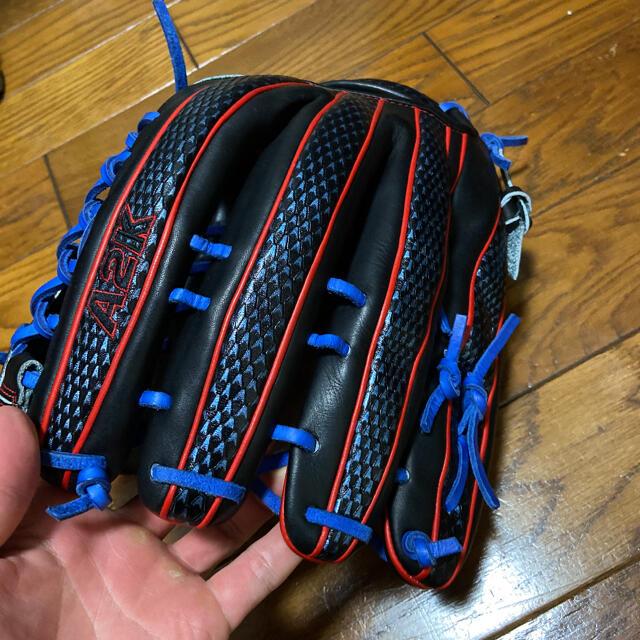 wilson(ウィルソン)のUSAウィルソンA2K KP92 硬式用 スポーツ/アウトドアの野球(グローブ)の商品写真