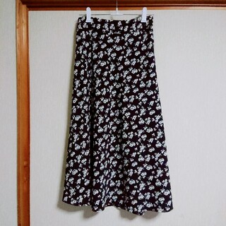 セシルマクビー(CECIL McBEE)のCECIL McBEE セシルマクビー*花柄スカート(ロングスカート)